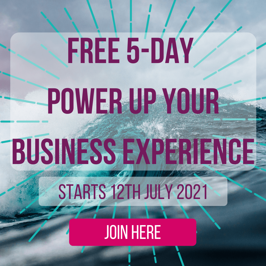 Join the 5-Day Power Up Your Business Experience
